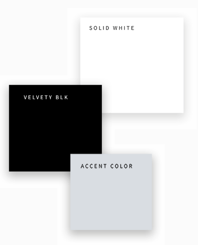 Color palette brand options