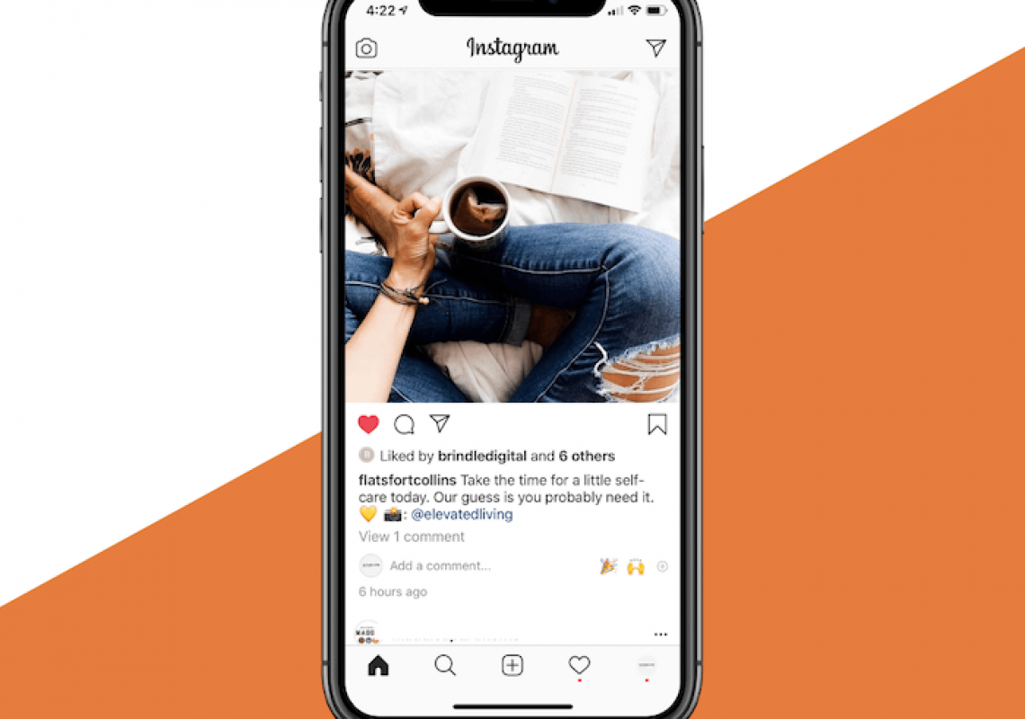 Finding user generated content on Instagram