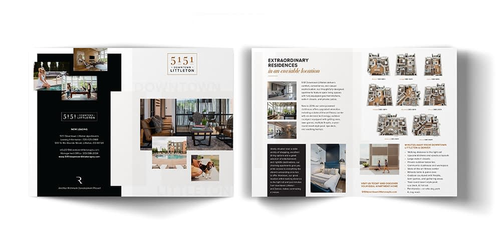 5151 Downtown Apartment website