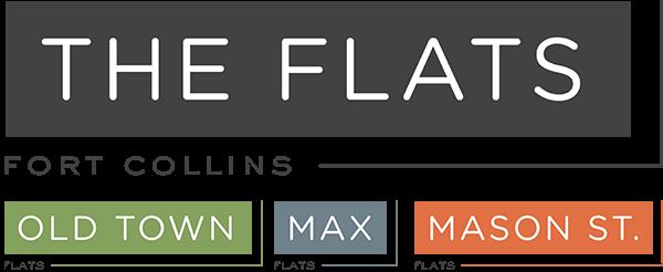 The Flats Apartment logo